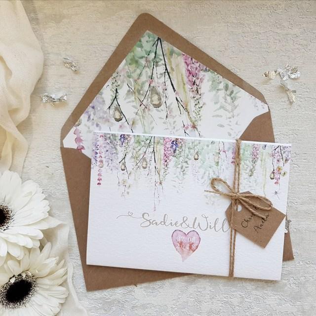 Plain Wedding Invitations Wedding Stationery Notonthehighstreet