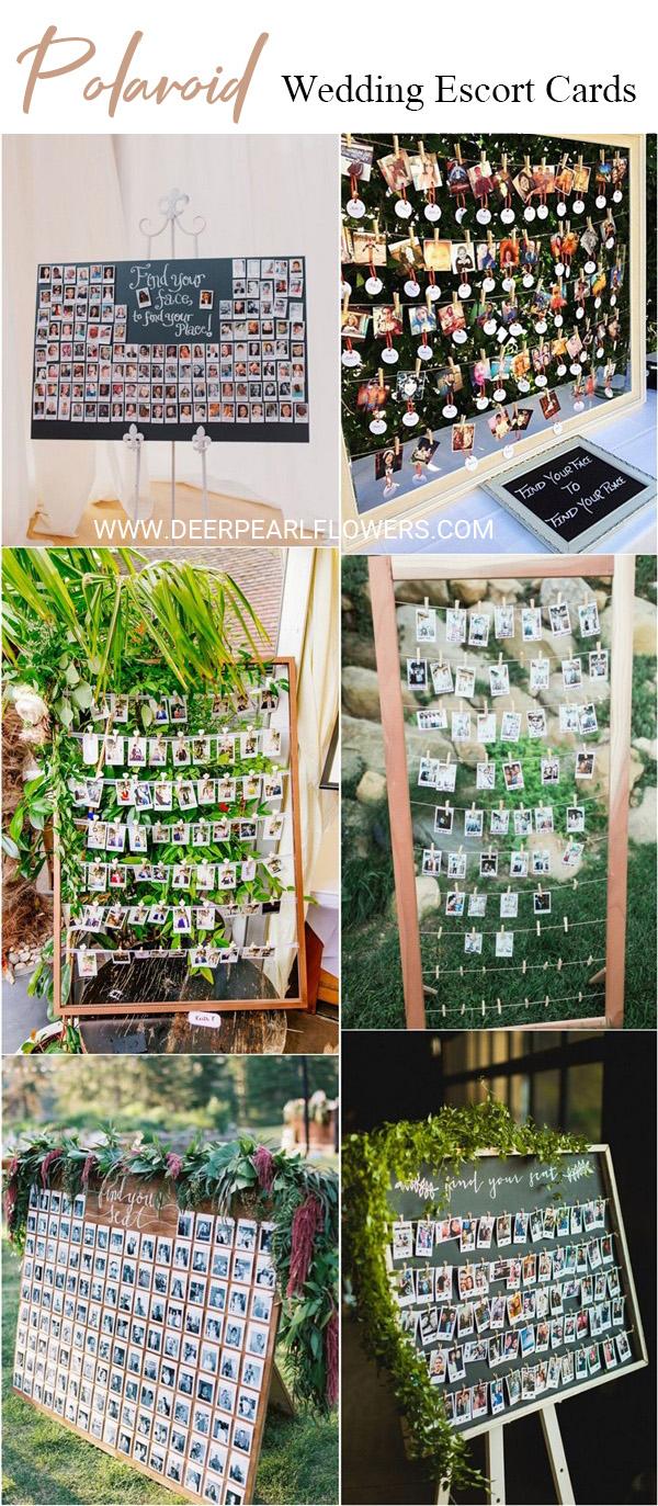 Poloroid Wedding Ideas 30 Creative Polaroid Wedding Ideas Youll Love Deer Pearl Flowers