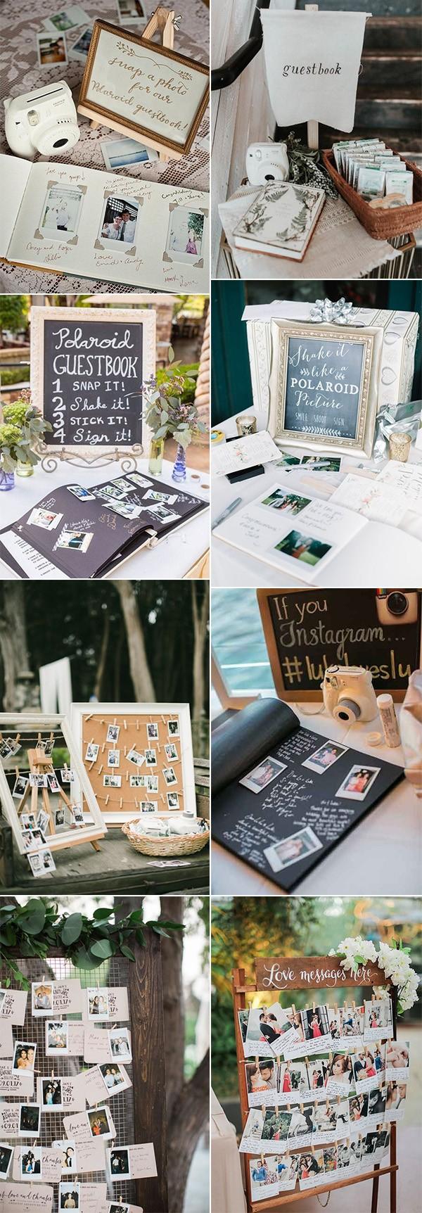 Poloroid Wedding Ideas Polaroid Wedding Ideas Archives Oh Best Day Ever
