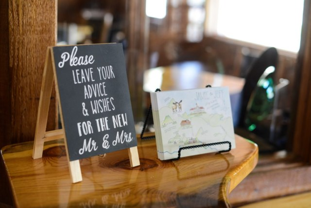 Poloroid Wedding Ideas Wedding Guest Book Ideas Wild Basin Lodge Blog
