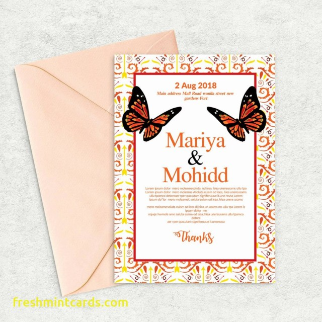 Print Your Own Wedding Invitations How To Make Your Own Wedding Invitation Lovely Print Your Own