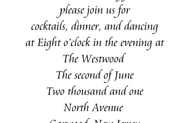 Reception Invitation Wording After Private Wedding Reception Invitation Wording After Private Wedding Reception