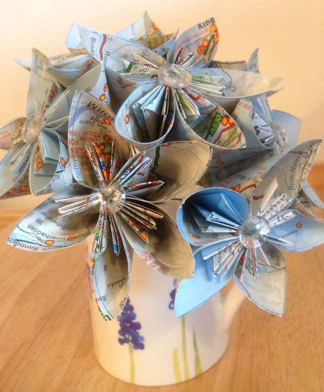 Recycled Wedding Decorations The Recycled Wedding Co Bespoke Handmade Bridal Bouquets