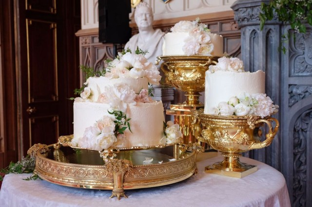 Renaissance Wedding Decorations British Royal Wedding Cakes Over The Years Eater