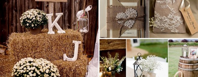 Rustic Wedding Decor Diy 40 Elegant Rustic Or Barn Chic Party Or Wedding Diy Decor Ideas