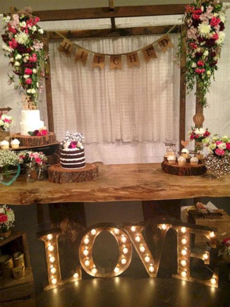 Rustic Wedding Decor Diy Diy Rustic Wedding Decorations 2