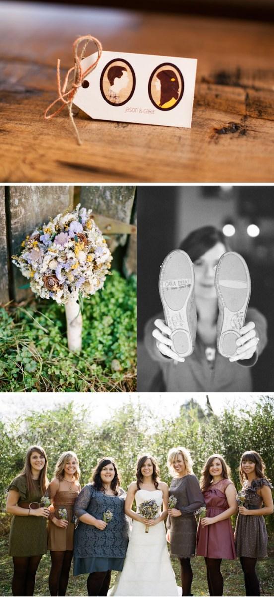 Rustic Wedding Diy Rustic Wedding With Diy Touches
