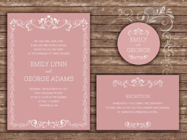 Sample Wedding Invitation Sample Wedding Invitations Ingeniocityco