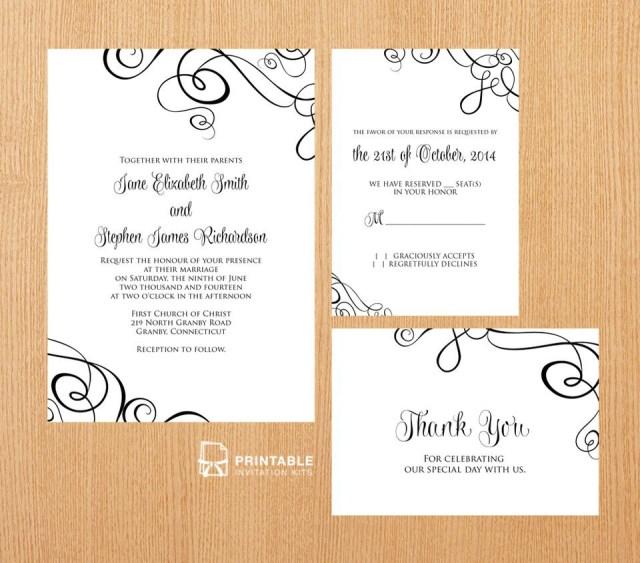 Seashell Wedding Invitations 15 Inspirational Printable Seashell Wedding Invitations