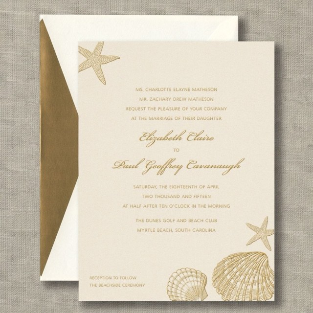 Seashell Wedding Invitations Seashell Wedding Invitations Wedding Pinterest Weddings And
