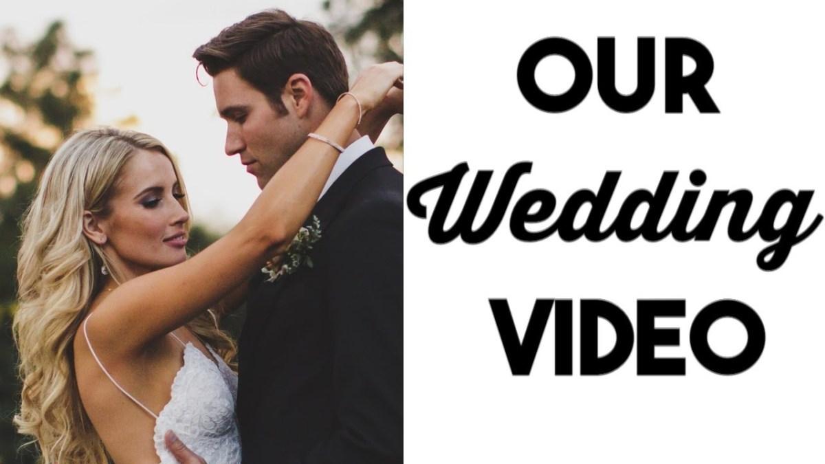 Sharrah Robeson Wedding Our Wedding Video Incredibly Beautiful California Wedding Youtube