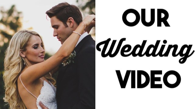 Sharrah Robeson Wedding Our Wedding Video Incredibly Beautiful California Wedding Youtube