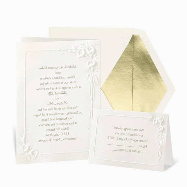 Simple Elegant Wedding Invitations 206458 Simple Elegant Wedding Invitations Lovely Simple Elegant