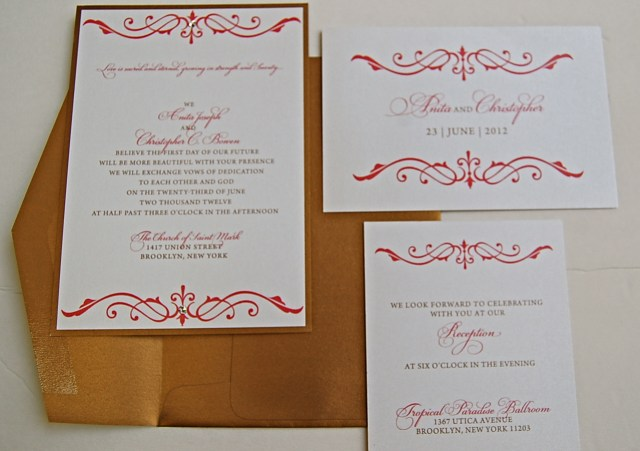 Simple Elegant Wedding Invitations Simple Yet Elegant Wedding Invitations Lepenn Designs Fabulous