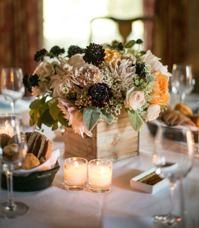 Simple Rustic Wedding Decor Wedding Ideas 25 Rustic Wedding Centerpieces Inside Weddings