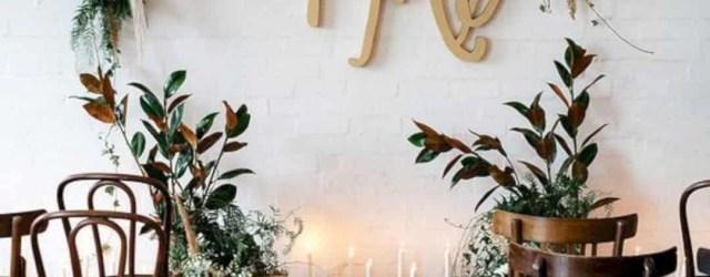 Simple Wedding Ideas 16 Simple Wedding Decor Ideas Design Listicle