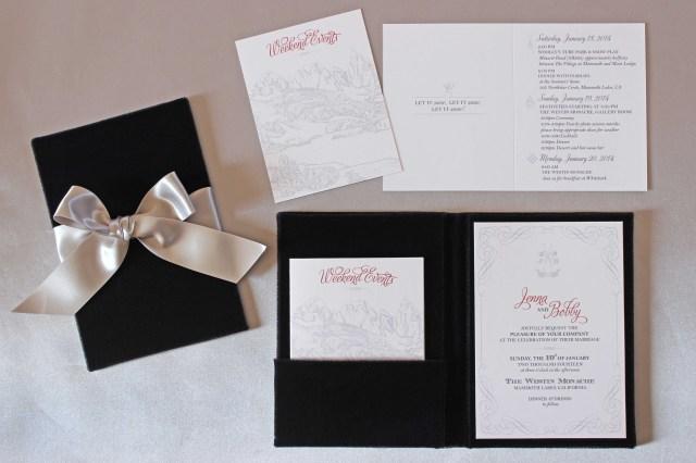 Snowflake Themed Wedding Invitations Winter Wedding Ideas Winter Wedding Invitations Inside Weddings