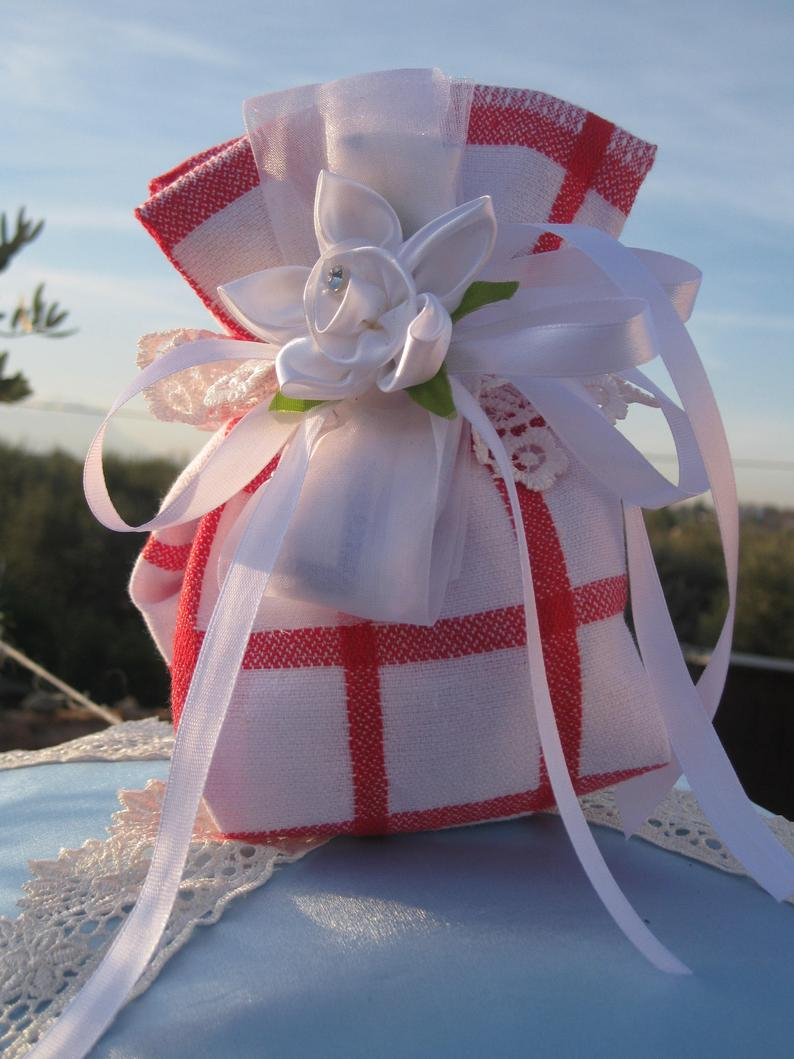 Souvenir Ideas Wedding Bag For Confetti Souvenir Favor Place Marks Gift Ideas Etsy