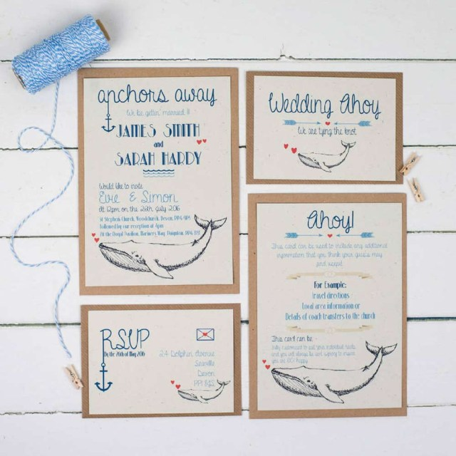 Starfish Wedding Invitations Seaside Wedding Stationery 15 Costal Designs Hitchedcouk