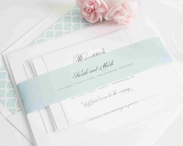 Stuffing Wedding Invitations Wedding Invitation Stuffing Order Bright Wedding Ideas