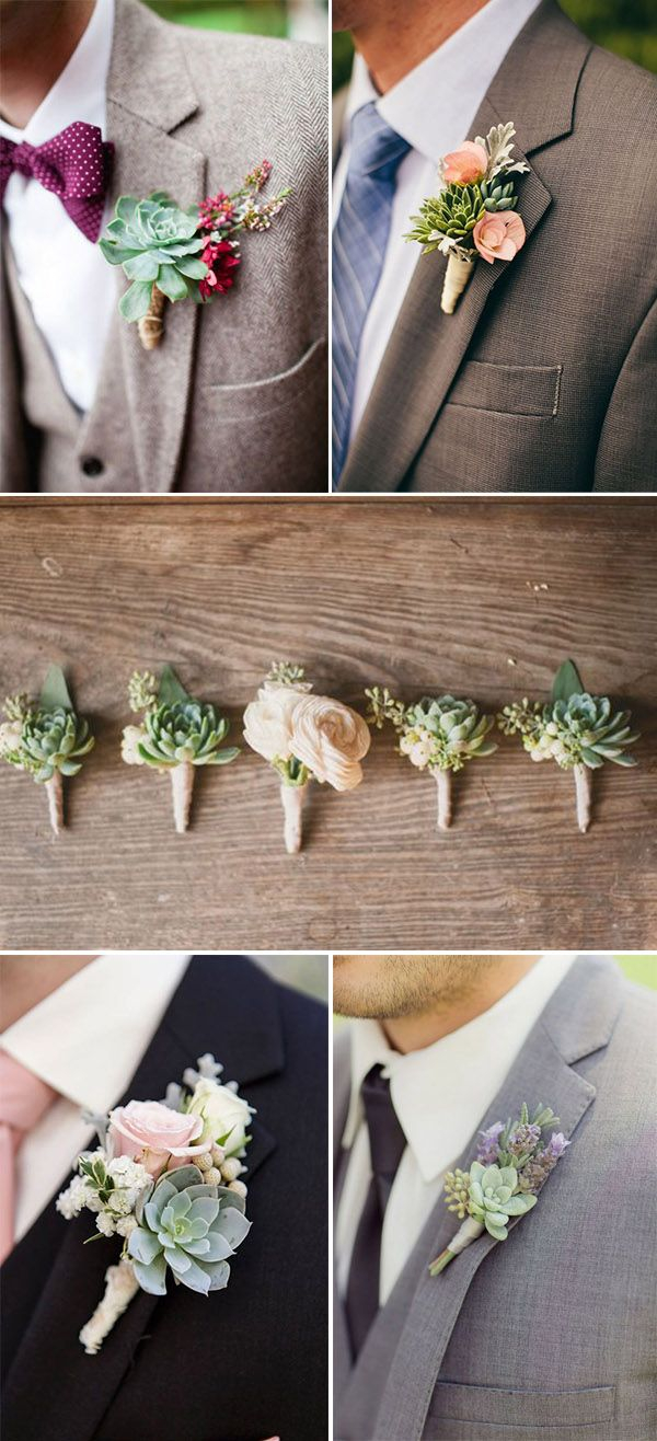 Succulent Wedding Decorations 45 Succulent Wedding Ideas That Are In Trend Mrs To Be