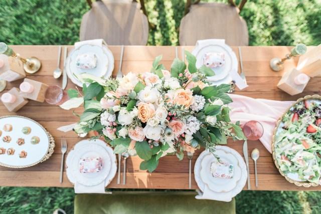 Table Wedding Decor Wedding Centerpieces We Love Unveiled Zola