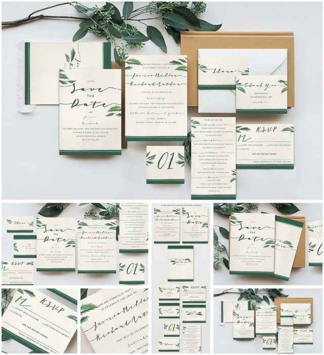Tropical Wedding Invitations Elegant Tropical Wedding Invitation Cards Free Download