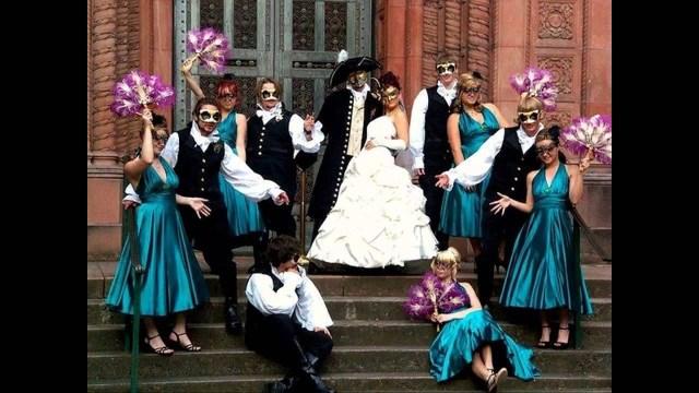 Unusual Wedding Ideas Unusual Wedding Theme Ideas Youtube