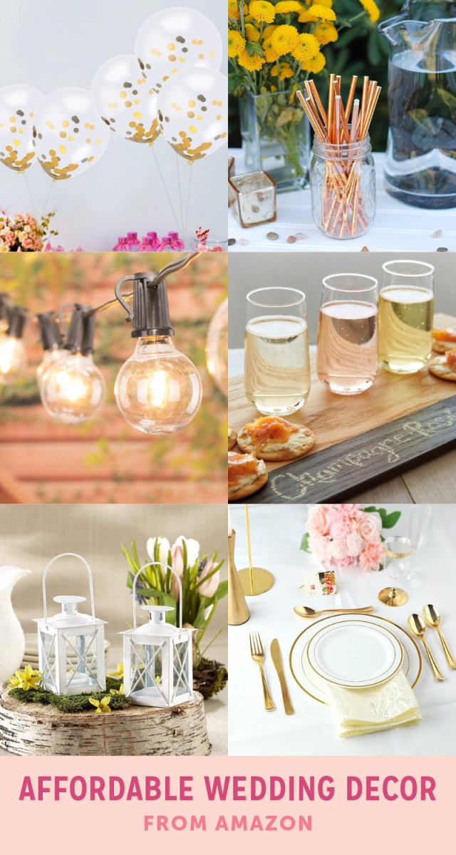 Upcycled Wedding Decorations The Top Online Resources For Cheap Wedding Decor