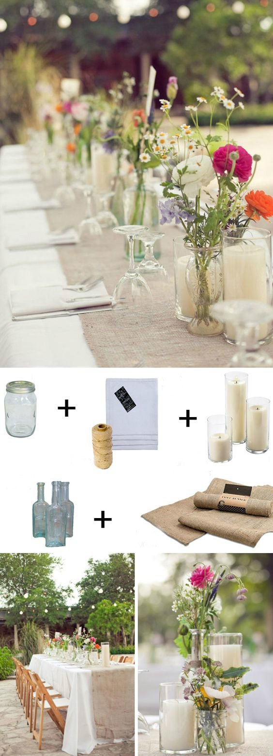 Upcycled Wedding Decorations Vintage Wedding Diy Upcycling Ideas For A Stunning Decoration