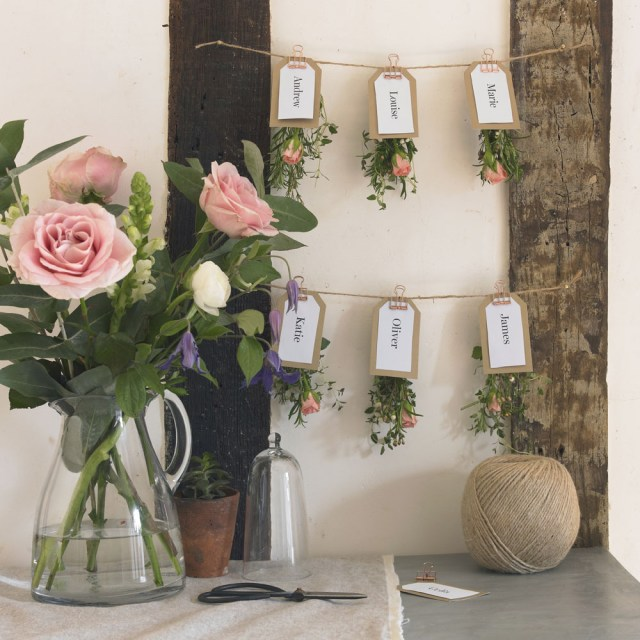 Upcycled Wedding Decorations Wedding Table Decorations You Can Make In Minutes