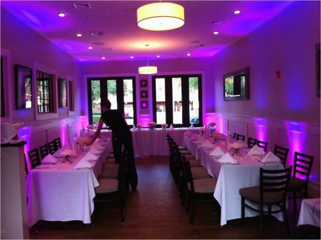 Uplighting Wedding Diy Diy Uplighting Pink Up Lighting Purple Up Lighting Intimate Wedding