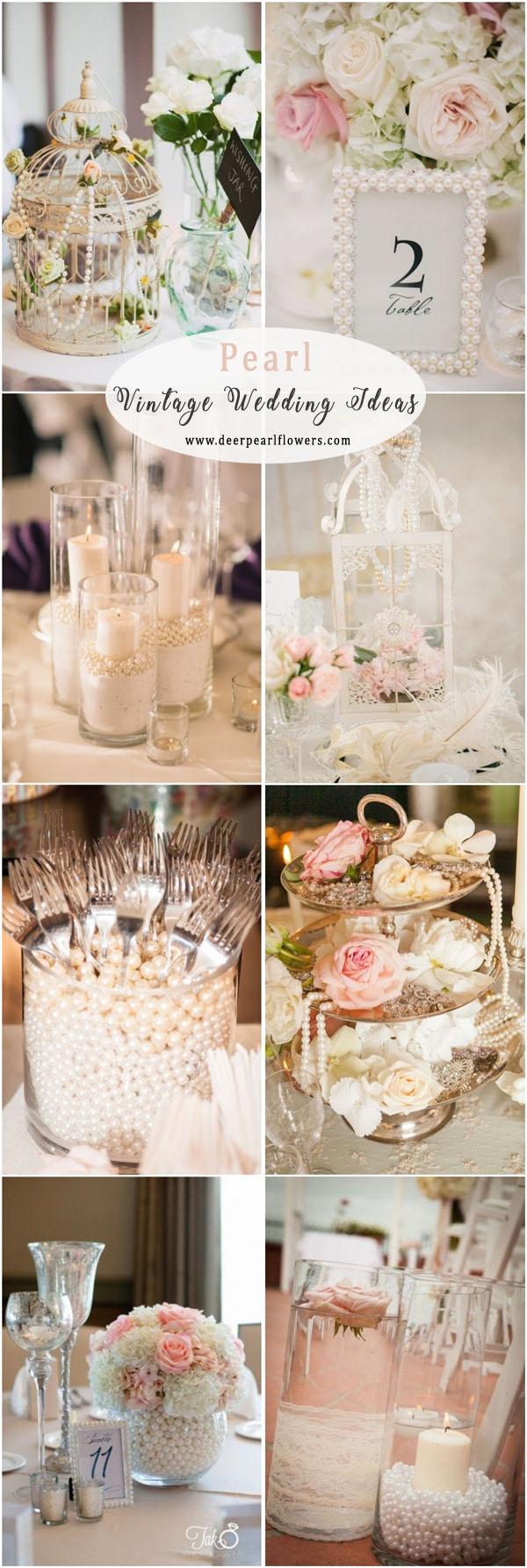 Vintage Wedding Ideas Top 10 Vintage Wedding Trend Ideas For 2019 Deer Pearl Flowers