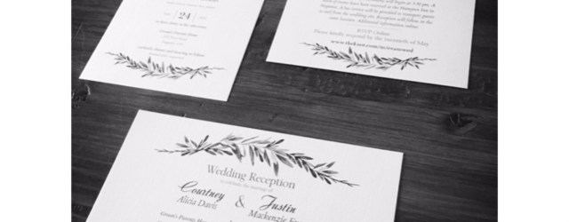 Vistaprint Wedding Invitations How I Used Vistaprint For Wedding Invites Tips And Tricks Kind