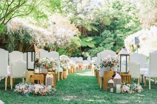 Wedding Aisle Decor Wedding Ideas 10 Ways To Decorate Your Ceremony Aisle Inside Weddings