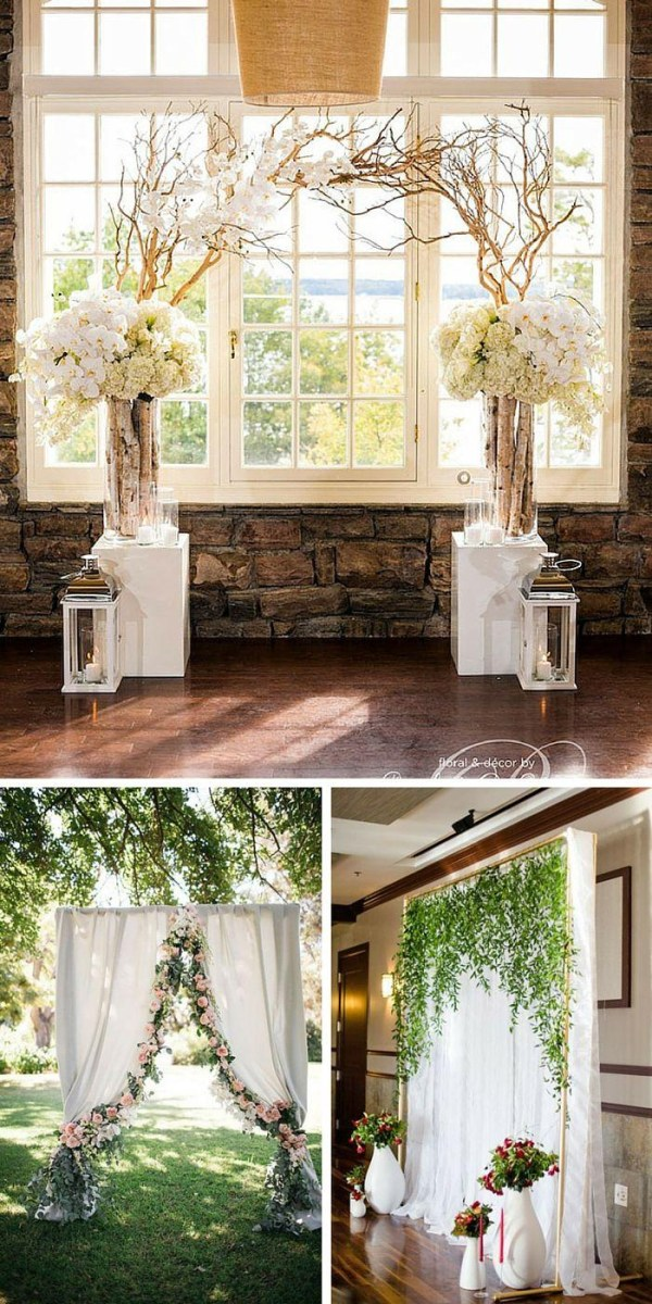 Wedding Backdrop Ideas 33 Wedding Backdrop Ideas For Ceremony Reception More 2552092