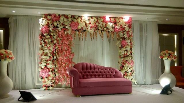 Wedding Backdrop Ideas Diy Wedding Backdrop Decorating Ideas Youtube