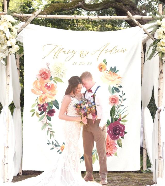 Wedding Backdrop Ideas Fashion Garden Wedding Backdrop Ideas Beautiful Boho Personalized