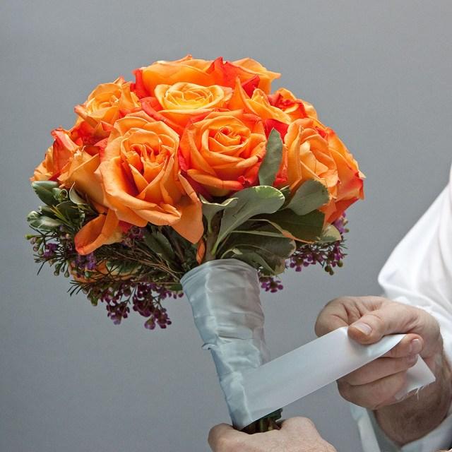 Wedding Bouquets Diy Diy Wedding Bouquets 6 Steps