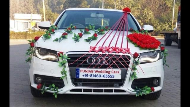 Wedding Car Decorations Ideas Wedding Car Decoration Ideas Funny Flisol Home