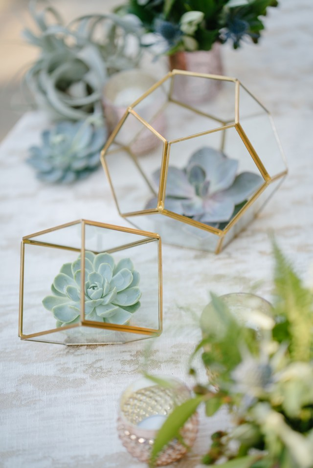 Wedding Decor Details 14 Modern Geometric Designs And Elements To Incorporate Into Wedding