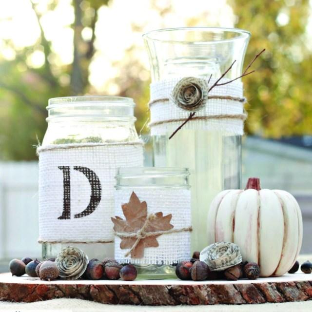 Wedding Decor Diy Ideas 10 Unique Diy Ideas For A Fall Wedding Centerpieces Wedding Obsessed