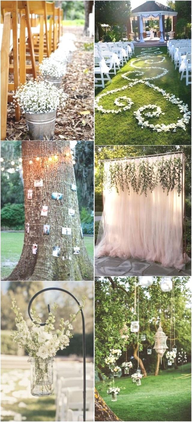 Wedding Decor Diy Ideas Wedding Diy Outdoor Wedding Decorations Charming Ideas In October