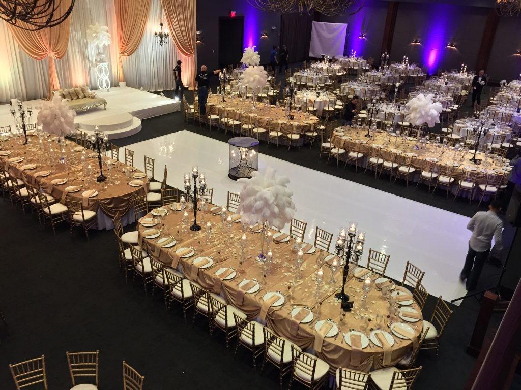 Wedding Decor Gold Black White And Gold Color Scheme Decor 1024768 Within White Gold