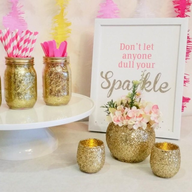 Wedding Decor Gold Wedding Centerpieces Gold Wedding Decor Ba Shower Decor