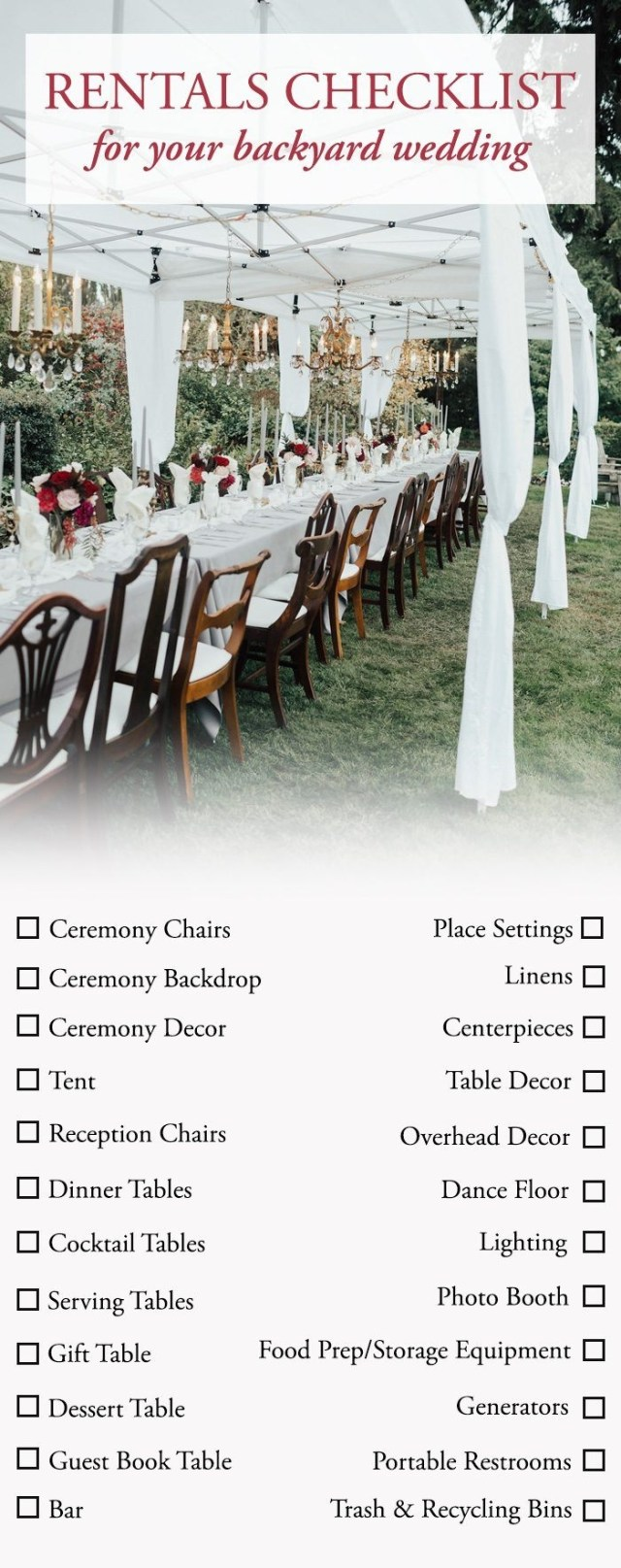 Wedding Decor List List Of Wedding Reception Decorations Vittnerpartner Vittnerpartner