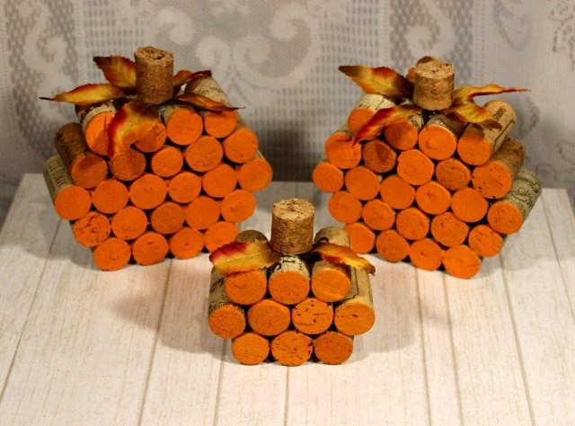 Wedding Decorations Fall Rustic Fall Decor Pumpkin Decor Fall Wedding Decorcork Etsy