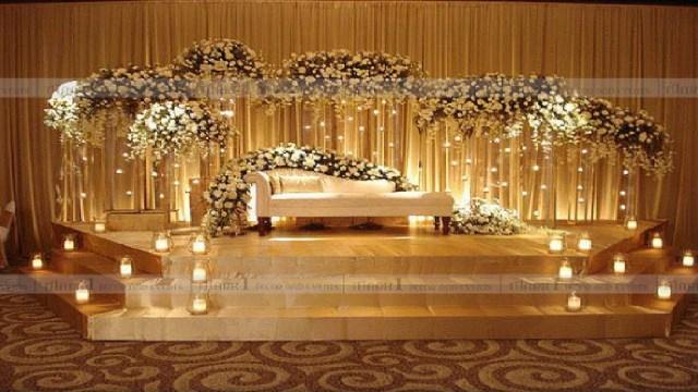 Wedding Design Decoration 15 Indian Themed Wedding Stage Design Ideas Youtube