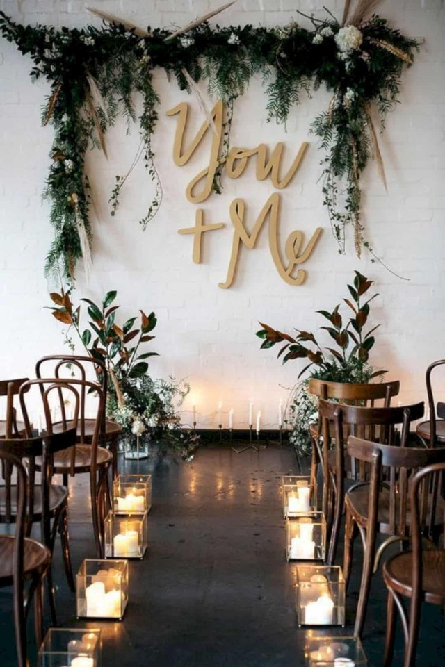 Wedding Designs Ideas 16 Simple Wedding Decor Ideas Design Listicle