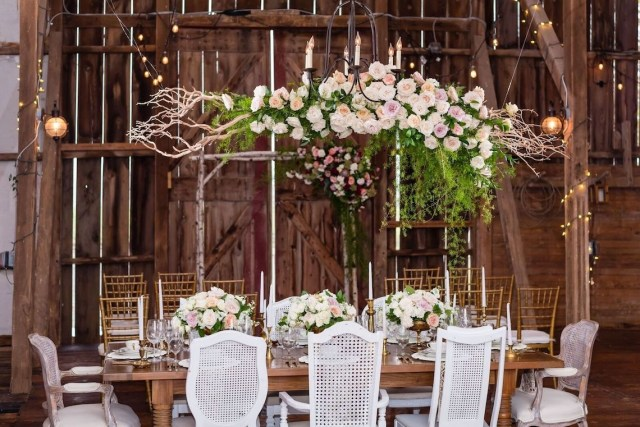 Wedding Designs Ideas Worried About Rain Consider A Rustic Barn Wedding Venue Filled